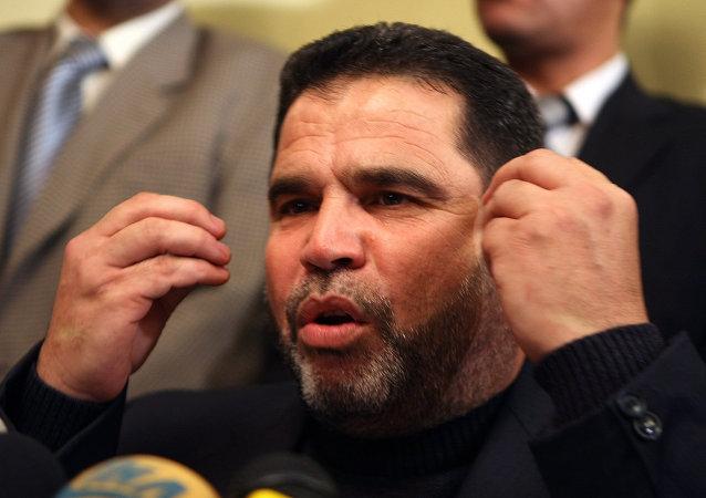 Salah Bardawil, representante destacado de Hamás en la Franja de Gaza
