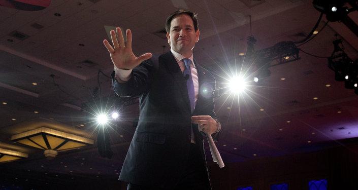 Marco Rubio, senador de Florida