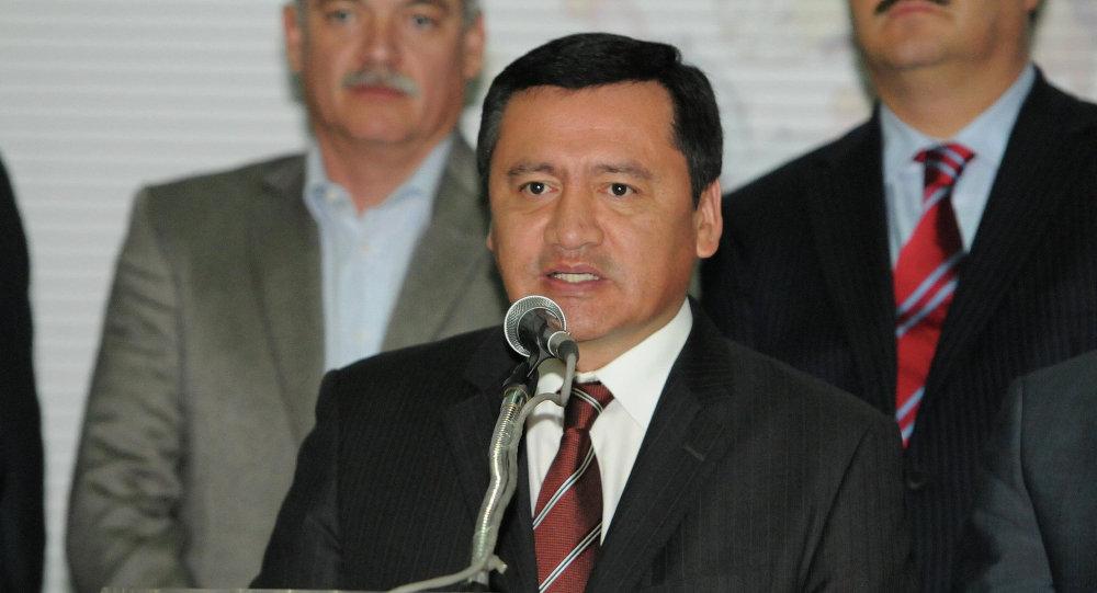 Miguel Ángel Osorio Chong, secretario del Interior de México
