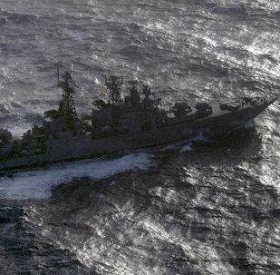 Destructor antisubmarino Severomorsk