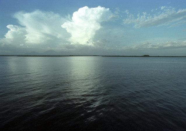 Costa del Océano Pacìfico