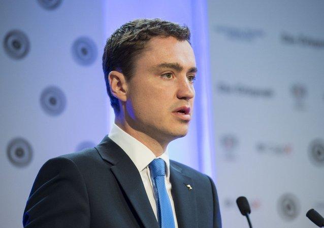 Taavi Roivas, primer ministro de Estonia