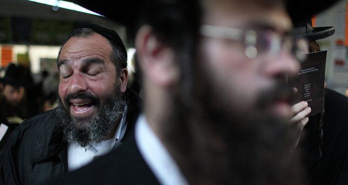 Judios ultra ortodoxo