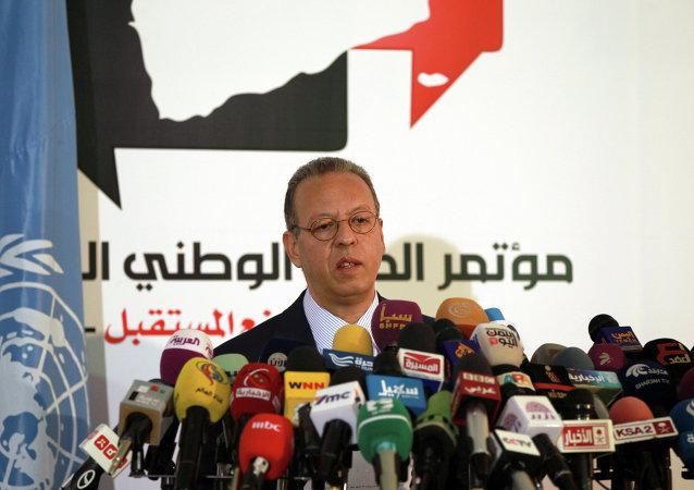 Jamal Benomar, enviado especial de la ONU en Yemen