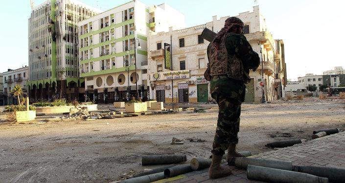 Libia necesita que el embargo de armas sea levantado
