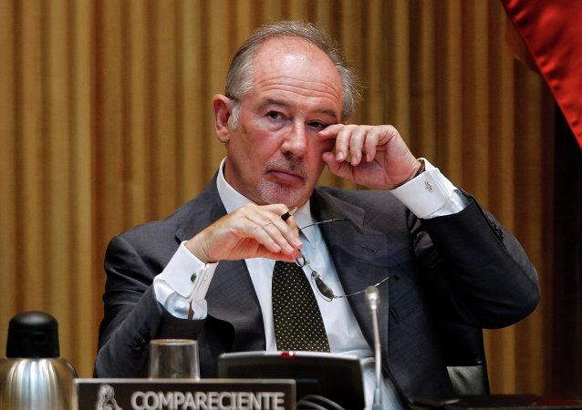 Rodrigo Rato, exdirector del FMI
