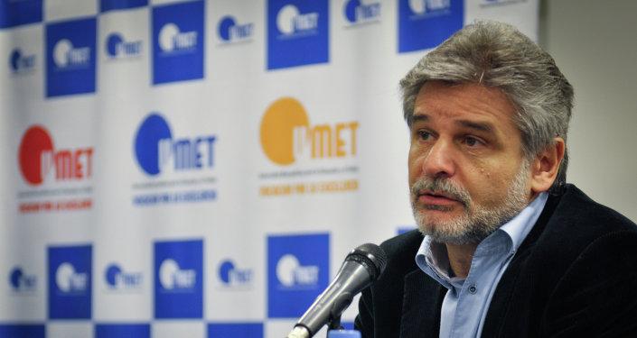 Daniel Filmus, secretario de Estado en asuntos relativos a las islas Malvinas
