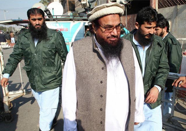 Hafiz Muhammad Saeed (archivo)