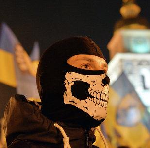 Grupo nacionalista Ejército Insurgente Ucraniano (UPA)