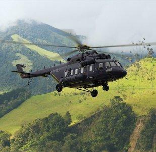 Helicóptero Mi-171A2 (archivo)