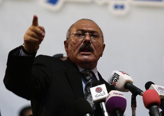 Alí Abdalá Saleh