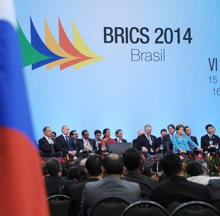 Заседание VI саммита стран БРИКС в Бразилии