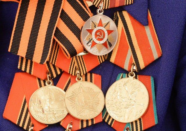 70º aniversario de la Victoria sobre el nazismo