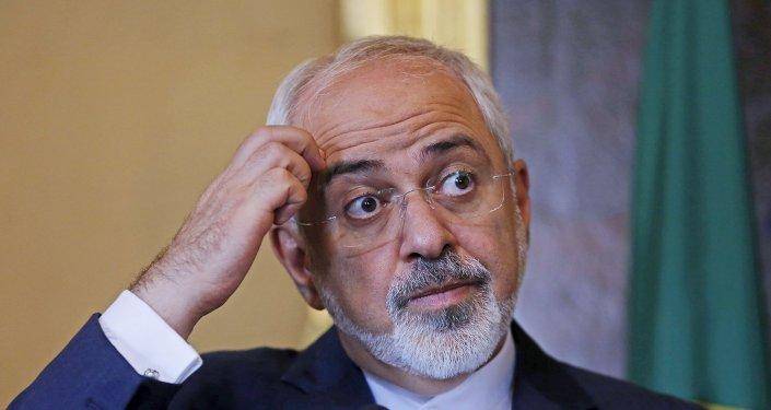 El ministro iraní de Exteriores, Mohamad Yavad Zarif