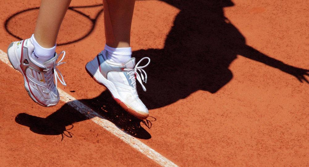 Competencia de tenis