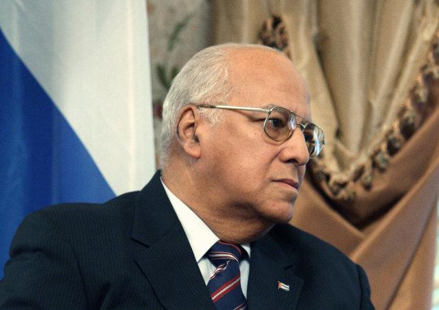 Ricardo Cabrisas, Vicepresidente del Consejo de Ministros de Cuba