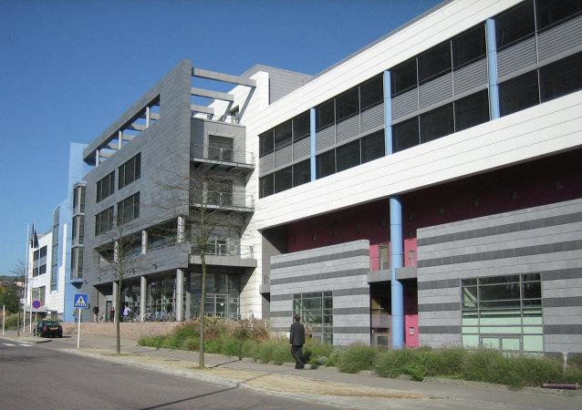 Edificio del Eurostat en Luxemburgo