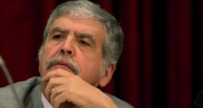 Julio De Vido, ministro de Planificación de Argentina