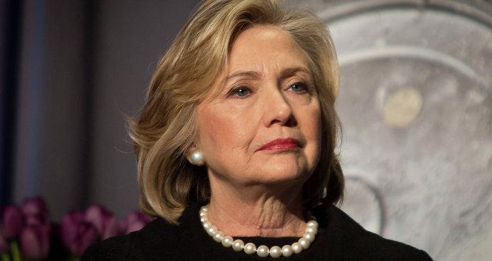 Hillary Clinton, la exsecretaria de Estado de EEUU