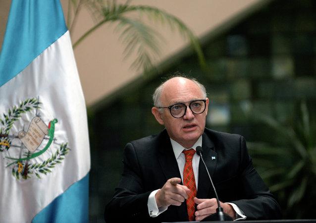 Héctor Timerman, exministro de Exteriores de Argentina (archivo)