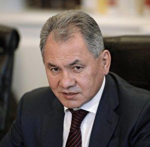 Serguéi Shoigú, ministro ruso de Defensa