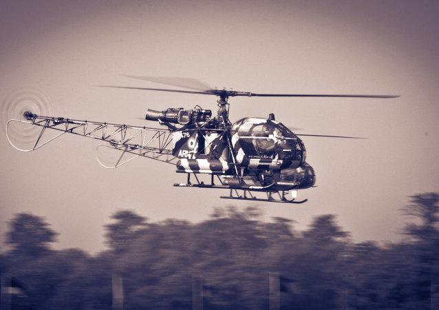 HAL Cheetah (Aérospatiale SA 315 Lama)
