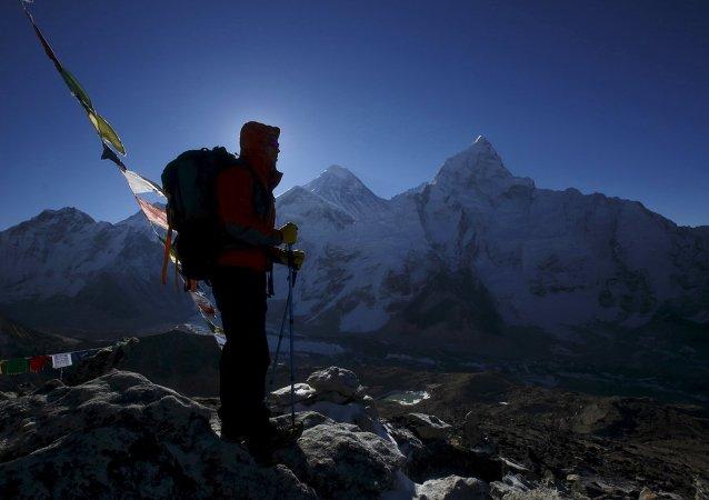 Dieciocho montañeros murieron en el Everest por un alud tras el terremoto en Nepal