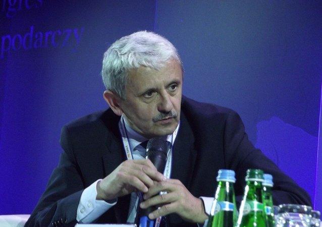 Mikulas Dzurinda, ex primer ministro de Eslovaquia