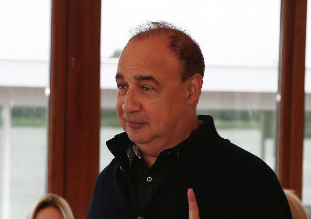 Leonard Blavatnik, empresario
