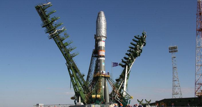 Cohete Soyuz-2.1a (archivo)
