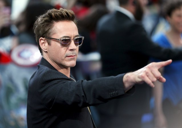 Robert Downey Jr., actor