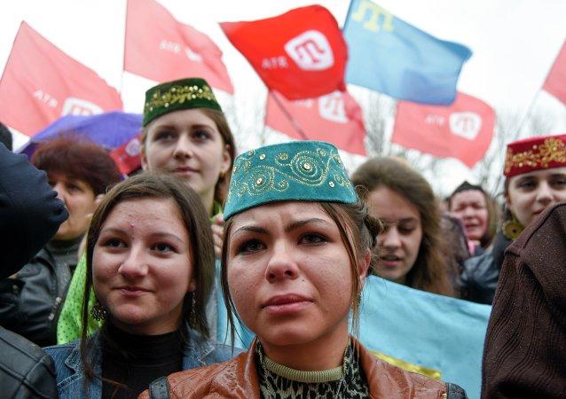 Los tártaros de Crimea