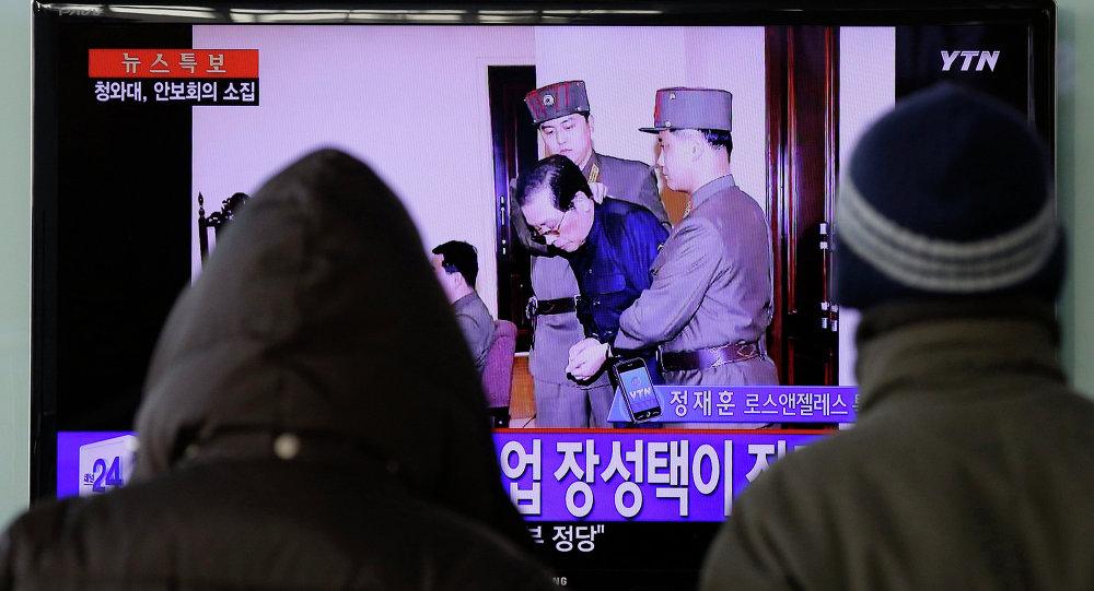 Ejecución del tío de Kim Jong-un, Jang Song-thaek