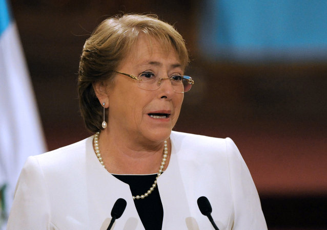 Michele Bachelet, Alta Comisionada de la ONU para los Derechos Humanos