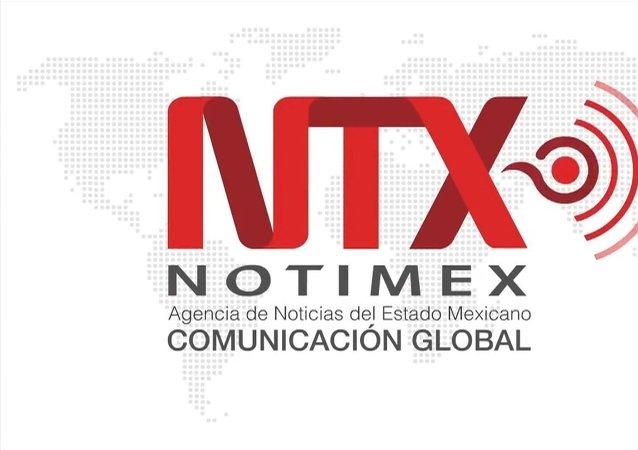 Logo de la agencia de noticias Notimex