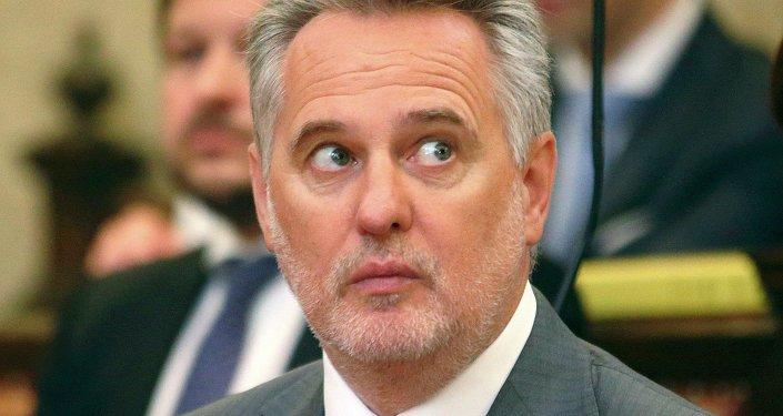 Dmitri Firtash, oligarca ucraniano