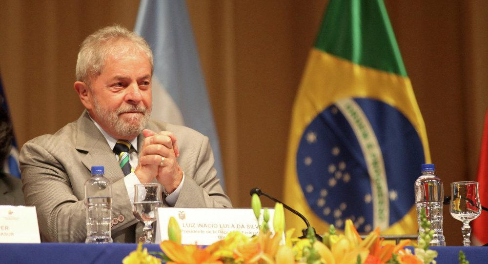 Luiz Inácio Lula da Silva, expresidente de la República de Brasil