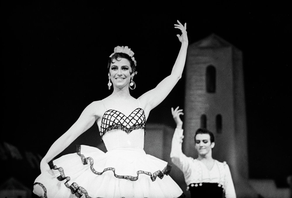 Maya Plisétskaya, una época entera del ballet ruso