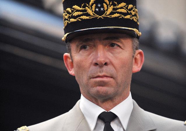 Director del servicio de inteligencia militar de Francia, general Christophe Gomart