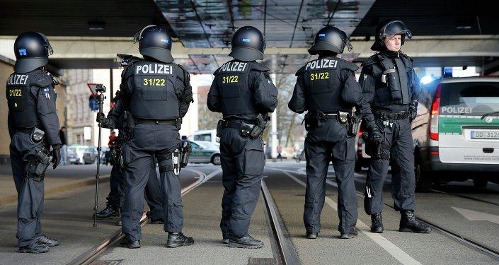 Policía alemana (Archive)
