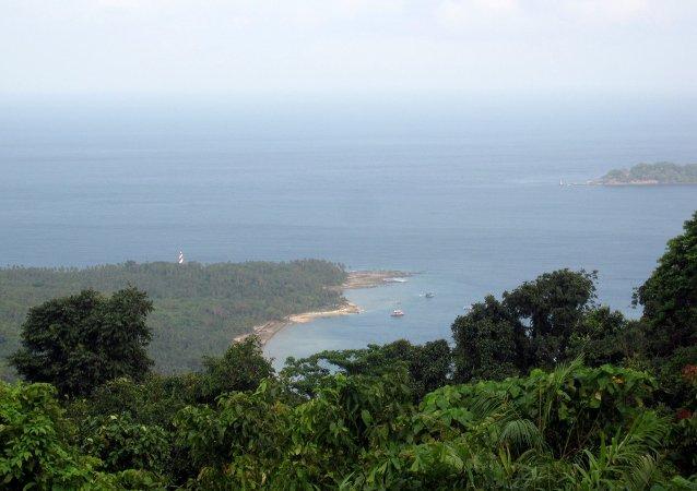 Islas de Andamán