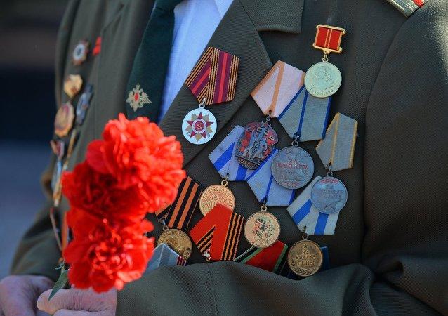 Veteran ruso (archivo)
