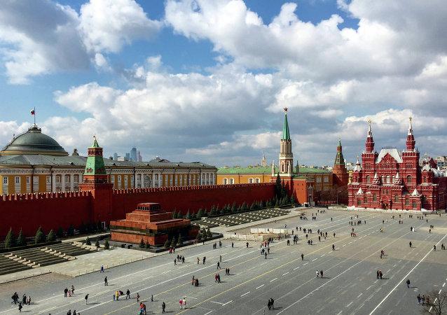 Kremlin y Plaza Roja de Moscú