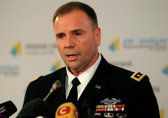 Ben Hodges, el general estadounidense