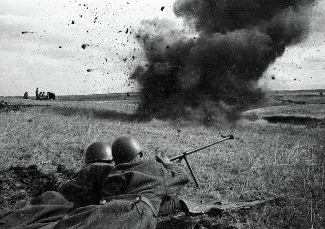 Los soviéticos ganaron la batalla de Kursk sin tener una superioridad importante de fuerzas