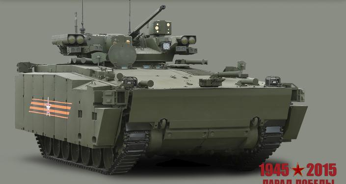 Vehículo de combate de infantería Kurganets-25