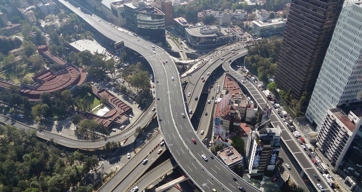 Autopista Urbana Norte de OHL en México