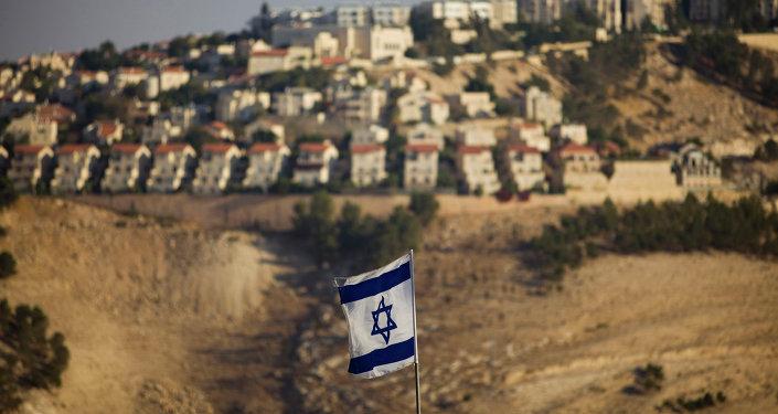 Colonia judía en Jerusalén (archivo)
