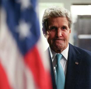 John Kerry, secretario del Estado de EEUU