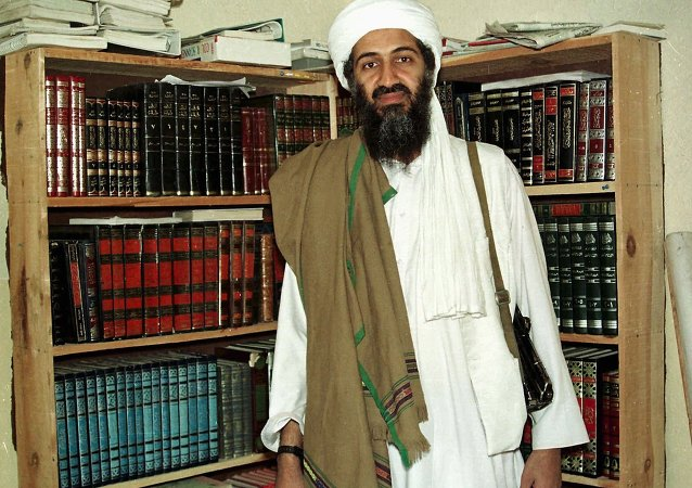 Osama bin Laden, exlíder del grupo terrorista Al Qaeda